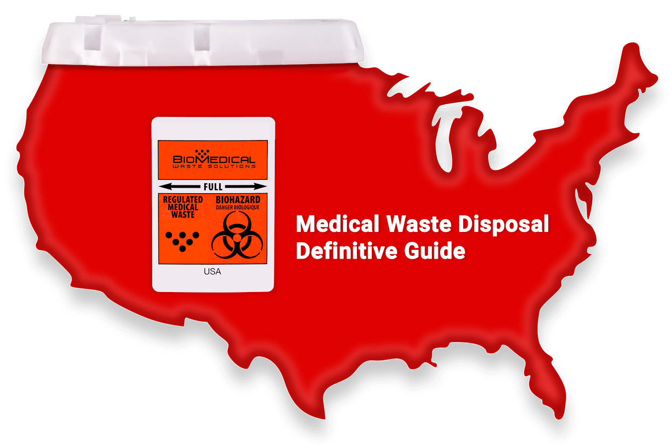 Medical Waste Disposal Definitive Guide Infographic