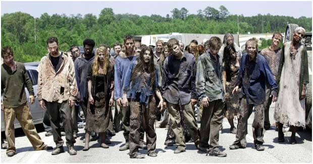 Walking Dead Fans